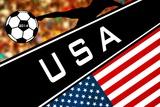 Brazil 2014 - USA Plakaty