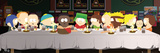 South Park - Last Supper Mini Poster Juliste