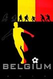Brazil 2014 - Belgium Art