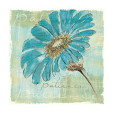 Spa Daisies II Print by Chris Paschke