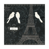 Love Paris I Prints by Emily Adams