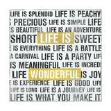 Life Is Yellow Prints by Michael Mullan