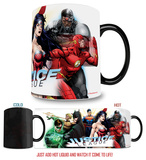 DC Comics - Justice League New 52 Morphing Mug Mug