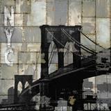 NYC Industrial I Posters par Dylan Matthews