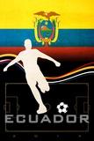 Brazil 2014 - Ecuador Prints
