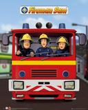 Fireman Sam - Jupiter Mini Poster Poster