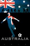 Brazil 2014 - Australia Prints