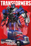 Transformers 4 - Optimus Poster