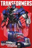 Transformers 4 - Optimus Print