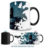 The Dark Knight Trilogy - Batman Bats Morphing Mug Mug