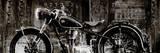 Vintage Motorcycle Posters par Dylan Matthews