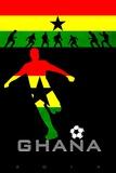 Brazil 2014 - Ghana Poster
