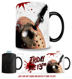 Friday the 13th - Crystal Lake Morphing Mug Mug
