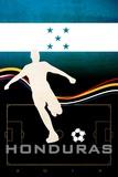 Brazil 2014 - Honduras Posters