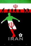 Brazil 2014 - Iran Prints