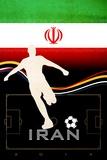 Brazil 2014 - Iran Posters