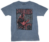 Muddy Waters - Rock and Roll Hall of Fame T-Shirt