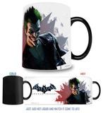 Batman Arkham Origins - The Joker Morphing Mug Mug