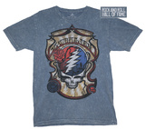 Grateful Dead - Rock and Roll Hall of Fame T-shirts