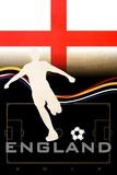 Brazil 2014 - England Print