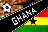 Brazil 2014 - Ghana Plakater