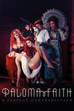 Paloma Faith -Perfect Contradiction Poster
