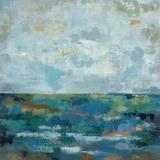 Seascape Sketches II Kunstdrucke von Silvia Vassileva