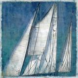 Sail Away II Prints by Charlie Carter