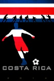 Brazil 2014 - Costarica Poster