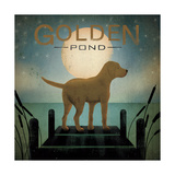 Ryan Fowler - Moonrise Yellow Dog - Reprodüksiyon