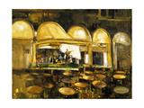 St. Marks, Venice II Giclée-tryk af Ted Goerschner