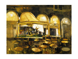 St. Marks, Venice II Giclee Print by Ted Goerschner