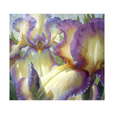Port Townsend Garden Prints by Elizabeth Horning