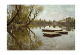 Lakeside IV Prints by Thea Schrack
