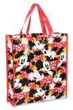 Disney Minnie Mouse Faces Tote Bag Tote Bag