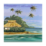 Tropical 2 Giclee Print by Gregory Garrett
