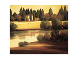 Country Reflections Giclee Print by Tim Howe
