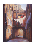 Hidden Passageway Giclee Print by David Marty