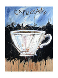 Capuccino Giclee Print by Marta Wiley