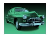 Vintage Car Lámina giclée