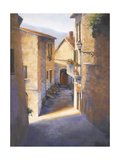 Orvieto Passageway Giclee Print by David Marty