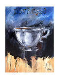 Espresso Giclee Print by Marta Wiley