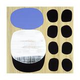 Luna Azul I Giclée-Druck von Mary Calkins