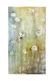 Floral Blues 2 Giclée-tryk af Maeve Harris