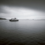 Sausalito Ferry Photographic Print by Jamie Cook