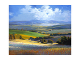 Fields Giclee Print by Athanase Pell