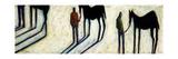 Stick Horse 4 Giclee Print by Jaime Ellsworth