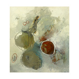 Circle Series 1 Giclee Print by Christopher Balder