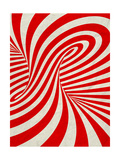 Candy Cane Giclee Print