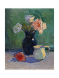 Rose Still Life 1 Giclee Print by Fran Gottlieb